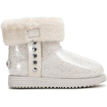 Παπούτσια Γυναίκα Μποτίνια Café Noir DV9020 λευκό