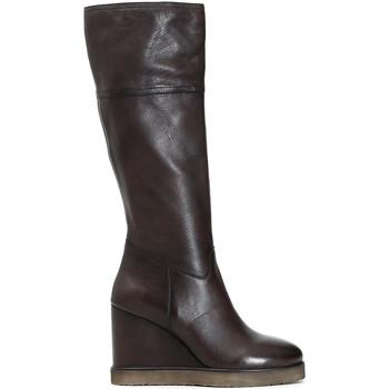 Παπούτσια Γυναίκα Μπότες για την πόλη Café Noir GC1240 καφέ