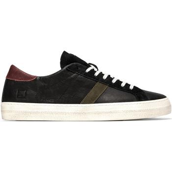 Παπούτσια Άνδρας Χαμηλά Sneakers Date M351-HL-VC-BA Μαύρος