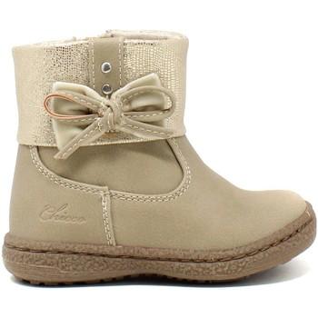 Παπούτσια Κορίτσι Μποτίνια Chicco 01062646000000 Μπεζ