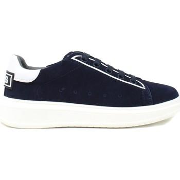 Παπούτσια Παιδί Χαμηλά Sneakers 4us 4U-002A Μπλε