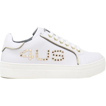 Παπούτσια Παιδί Χαμηλά Sneakers 4us 4U-064 λευκό