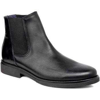 Παπούτσια Άνδρας Μπότες CallagHan 44705 Μαύρος