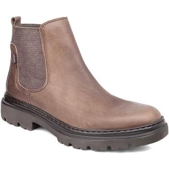 Παπούτσια Άνδρας Μπότες CallagHan 45102 καφέ