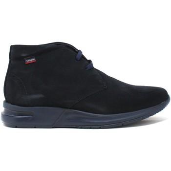 Παπούτσια Άνδρας Μπότες CallagHan 91303 Μπλε
