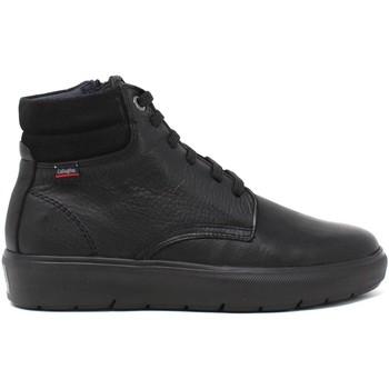 Παπούτσια Άνδρας Ψηλά Sneakers CallagHan 45508 Μαύρος