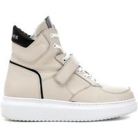 Παπούτσια Γυναίκα Ψηλά Sneakers Café Noir DE1311 Μπεζ