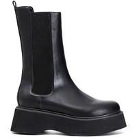 Παπούτσια Γυναίκα Μποτίνια Café Noir FL9040 Μαύρος
