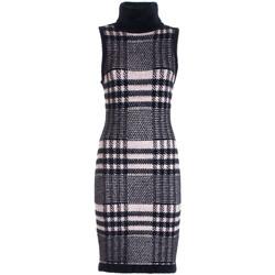 Υφασμάτινα Γυναίκα Κοντά Φορέματα Fracomina FR21WD5010K46495 Μαύρος