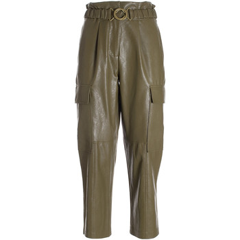 Υφασμάτινα Γυναίκα Κοντά παντελόνια Fracomina F321WV5001E40201 Πράσινος