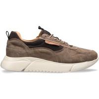 Παπούτσια Άνδρας Χαμηλά Sneakers Docksteps DSM000100 καφέ