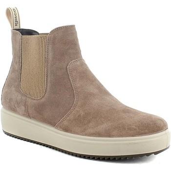 Παπούτσια Γυναίκα Μποτίνια IgI&CO 8171100 Μπεζ