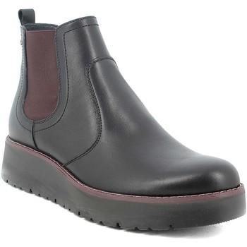 Παπούτσια Γυναίκα Μποτίνια IgI&CO 8151611 Μαύρος