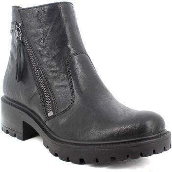 Παπούτσια Γυναίκα Μποτίνια IgI&CO 8167400 Μαύρος