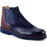 Παπούτσια Άνδρας Μπότες Exton 445 Μπλε