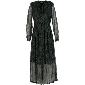 Υφασμάτινα Γυναίκα Μακριά Φορέματα Café Noir JA0007 Πράσινος