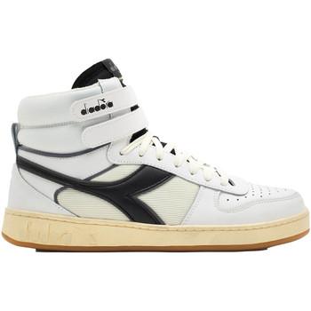 Παπούτσια Άνδρας Ψηλά Sneakers Diadora 501177728 λευκό