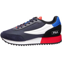 Παπούτσια Άνδρας Χαμηλά Sneakers Fila 1011265 Μπλε