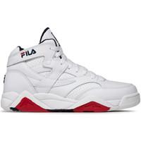 Παπούτσια Άνδρας Ψηλά Sneakers Fila 1011358 λευκό