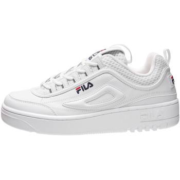 Παπούτσια Άνδρας Χαμηλά Sneakers Fila 1011359 λευκό