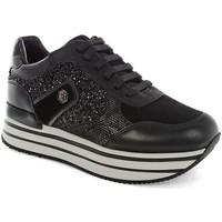Παπούτσια Γυναίκα Χαμηλά Sneakers Lumberjack SWA0312 002 V60 Μαύρος