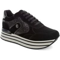 Παπούτσια Γυναίκα Χαμηλά Sneakers Lumberjack SWA0312 002 Z94 Μαύρος