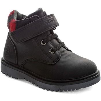 Παπούτσια Παιδί Μπότες Lumberjack SBB8901 001 S01 Μαύρος