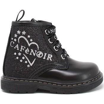 Παπούτσια Κορίτσι Μπότες Café Noir C-1510 Μαύρος