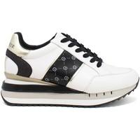Παπούτσια Γυναίκα Χαμηλά Sneakers Café Noir DN1150 λευκό