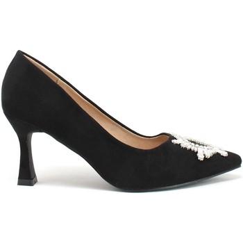 Παπούτσια Γυναίκα Γόβες Gold&gold B21 GP155 Μαύρος