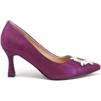 Παπούτσια Γυναίκα Γόβες Gold&gold B21 GP155 Βιολέτα