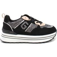Παπούτσια Γυναίκα Χαμηλά Sneakers Gold&gold B21 GB142 Μαύρος