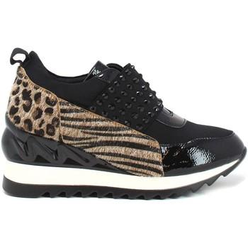 Παπούτσια Γυναίκα Χαμηλά Sneakers Gold&gold B21 GB181 Μαύρος