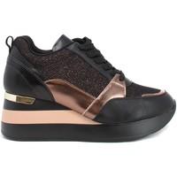 Παπούτσια Γυναίκα Χαμηλά Sneakers Gold&gold B21 GB185 Μαύρος