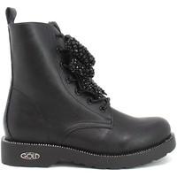 Παπούτσια Γυναίκα Μπότες Gold&gold B21 GB206 Μαύρος