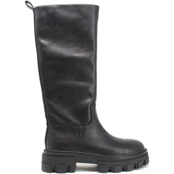 Παπούτσια Γυναίκα Μπότες για την πόλη Gold&gold B21 GB190 Μαύρος