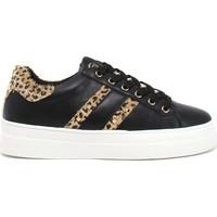 Παπούτσια Γυναίκα Χαμηλά Sneakers Gold&gold B21 GB128 Μαύρος