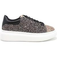 Παπούτσια Γυναίκα Χαμηλά Sneakers Gold&gold B21 GB120 Μαύρος