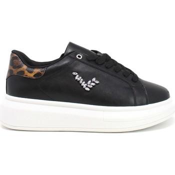 Παπούτσια Γυναίκα Χαμηλά Sneakers Gold&gold B21 GB122 Μαύρος