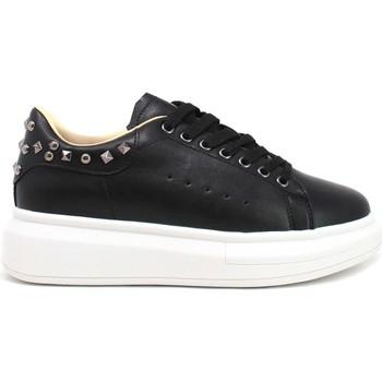 Παπούτσια Γυναίκα Χαμηλά Sneakers Gold&gold B21 GB126 Μαύρος