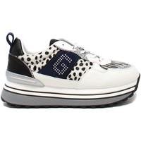 Παπούτσια Γυναίκα Χαμηλά Sneakers Gold&gold B21 GB145 λευκό
