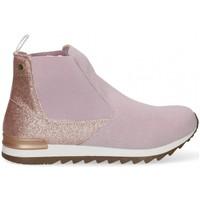 Παπούτσια Κορίτσι Ψηλά Sneakers Bubble 58893 violet