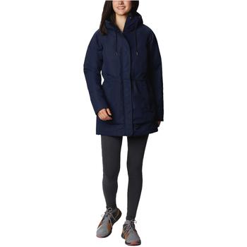 Υφασμάτινα Γυναίκα Παρκά Columbia South Canyon Sherpa Lined Jacket Bleu marine