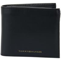 Τσάντες Άνδρας Πορτοφόλια Tommy Hilfiger BDS COIN Nero