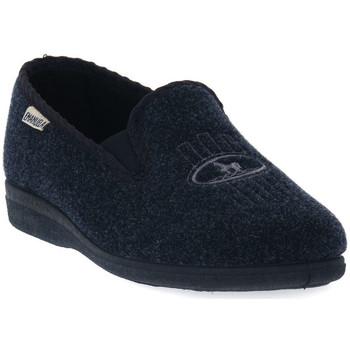 Παπούτσια Άνδρας Παντόφλες Emanuela 967 BLU Blu