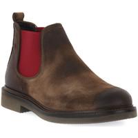 Παπούτσια Άνδρας Μπότες Exton ANTICATO STEPPA Marrone