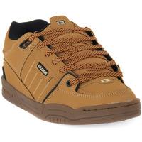 Παπούτσια Άνδρας Skate Παπούτσια Globe FUSION GOLDEN BROWN Marrone