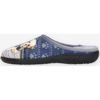 Παπούτσια Γυναίκα Παντόφλες Clia Walk HAPPY Μπλέ