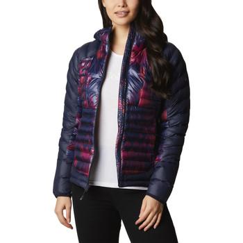 Υφασμάτινα Γυναίκα Μπουφάν Columbia Labyrinth Loop Hooded Jacket Bleu marine