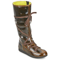 Παπούτσια Γυναίκα Snow boots Moon Boot MB 7TH AVENUE BRONZE